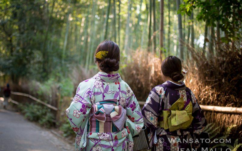 Portfolio - Bambouseraie D'Arashiyama