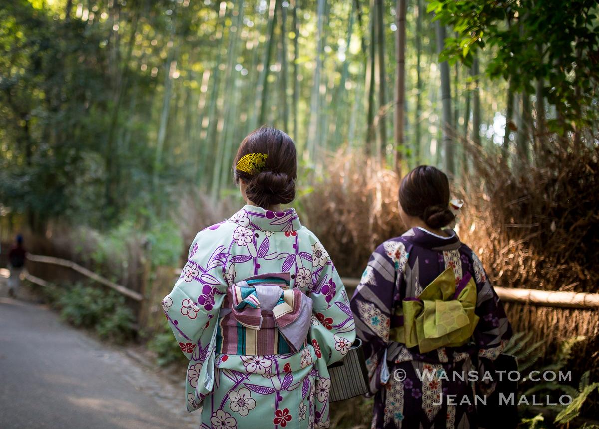 Promenade à Kyoto