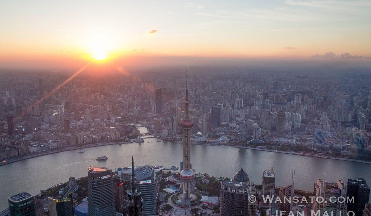 Shanghai City View
