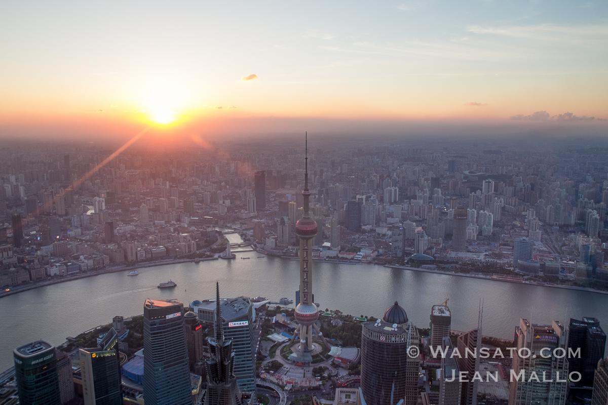 Shanghai De Mille Feux