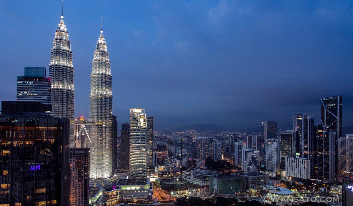 Portfolio - Les Tours Petronas De Kuala Lumpur