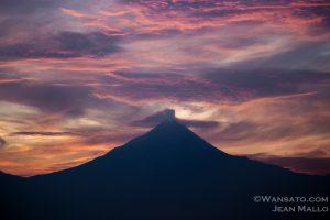 Portfolio - Le Mont Merapi