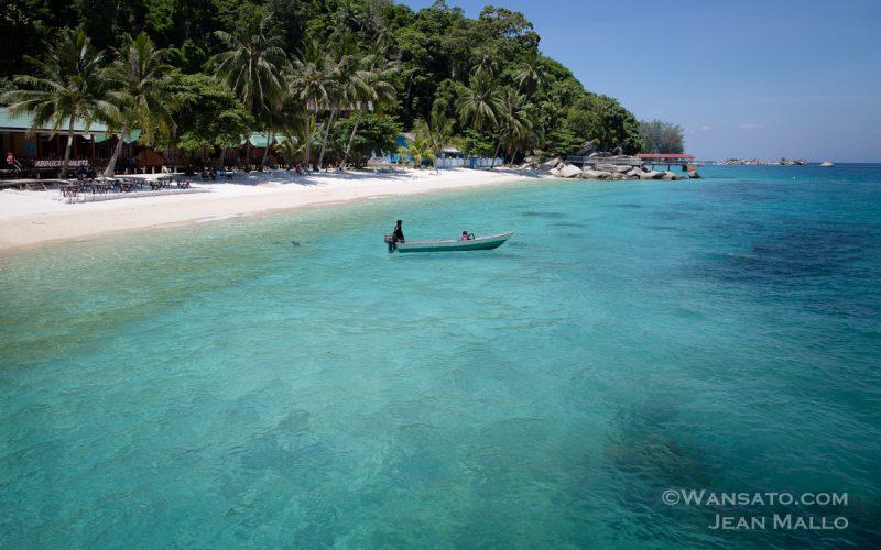 Portfolio Nager Aux îles Perhentian