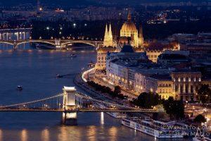 Portfolio - Le Parlement Hongrois