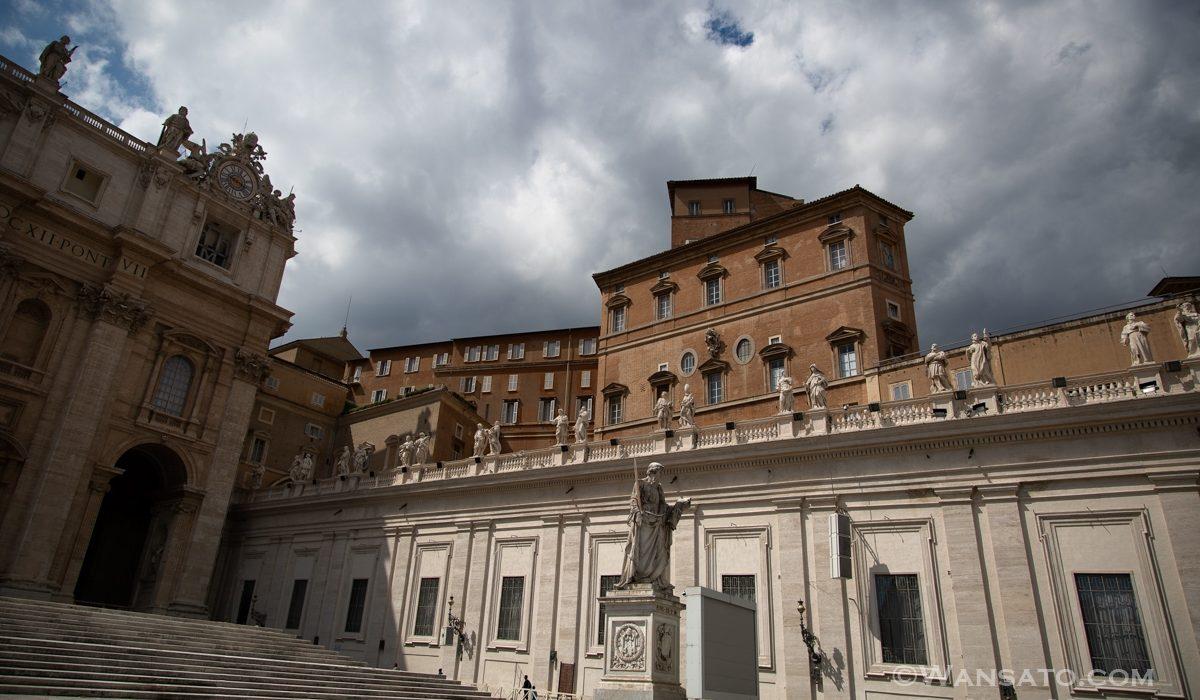 Portfolio - Le Palais Apostolique Du Vatican