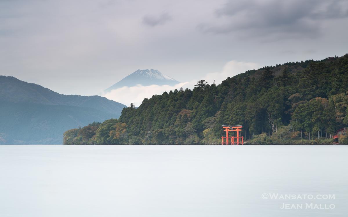 Balade à Hakone