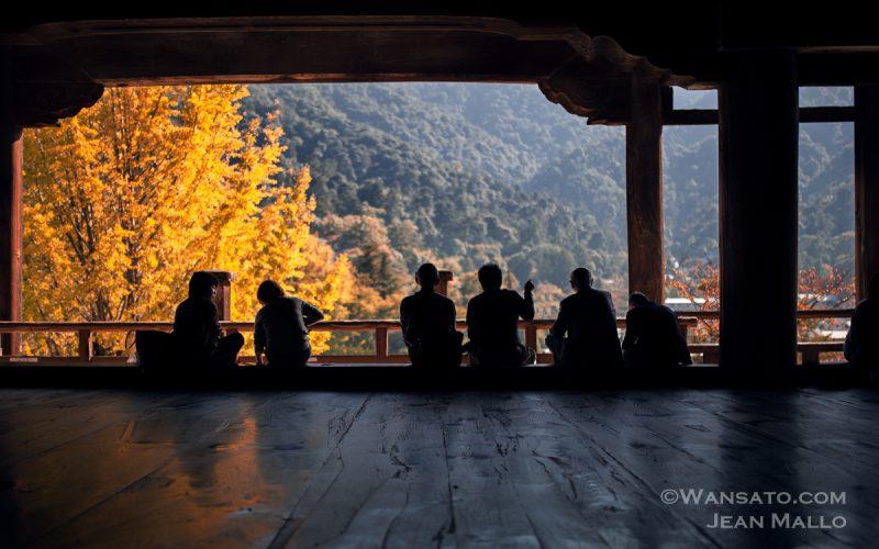 Le Temple Senjokaku
