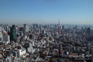 Portfolio - Vue Sur Tokyo