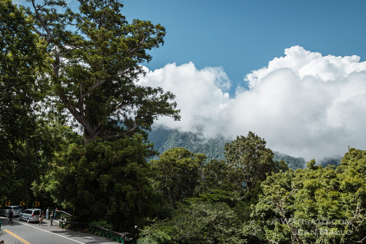 Taiwan – Voyage à Wulin